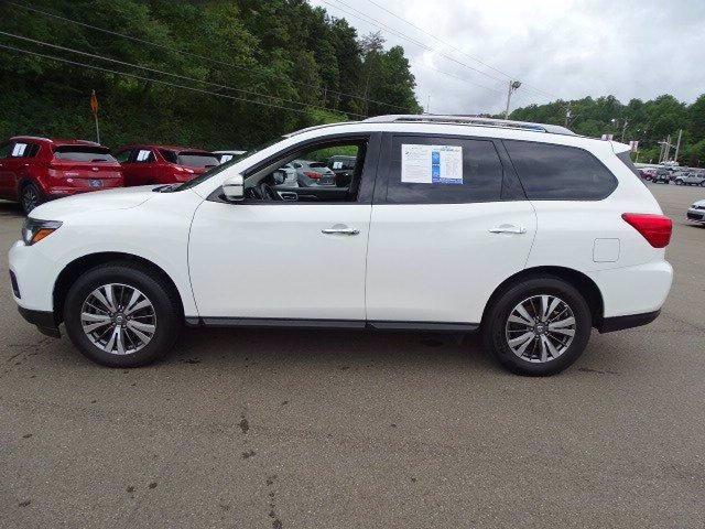Nissan Pathfinder 2018 price $21,998
