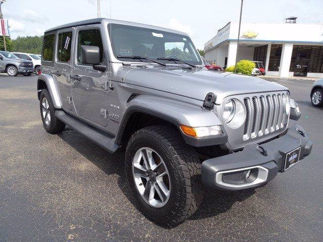 Jeep Wrangler Unlimited 2019 price $38,998