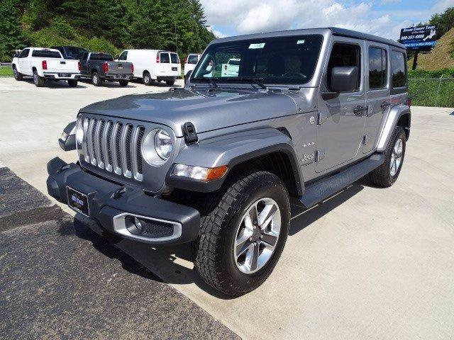 Jeep Wrangler Unlimited 2019 price $36,998