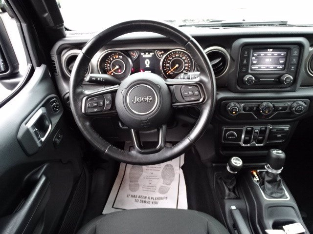 Jeep Wrangler Unlimited 2019 price $35,990