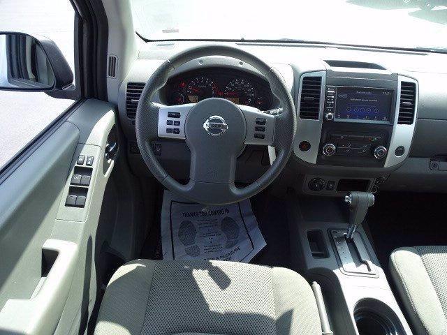 Nissan Frontier 2019 price $25,998
