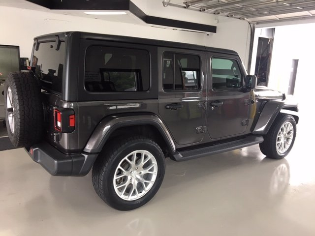 Jeep Wrangler Unlimited 2019 price $41,990