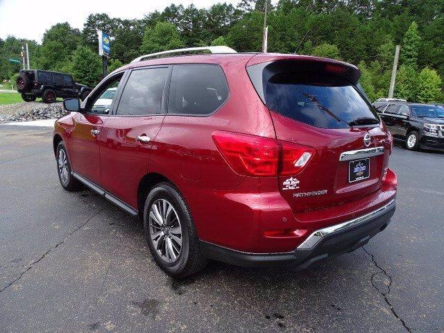 Nissan Pathfinder 2018 price $21,429