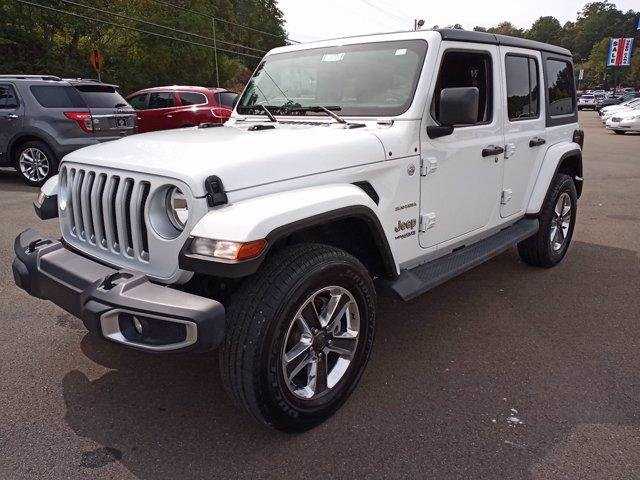 Jeep Wrangler Unlimited 2019 price $36,998