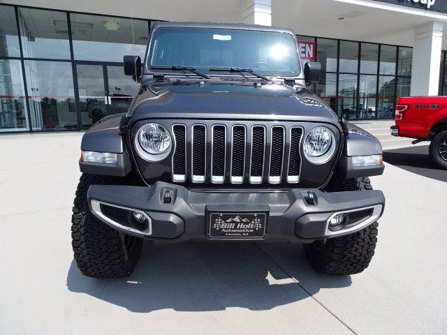 Jeep Wrangler Unlimited 2019 price $43,550