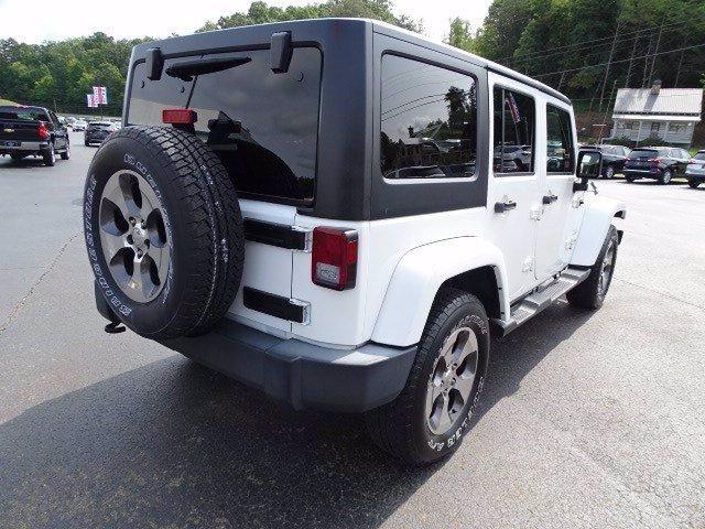 Jeep Wrangler JK Unlimited 2018 price $33,998