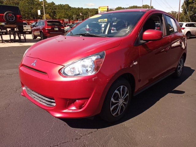 Mitsubishi Mirage 2015 price $9,990