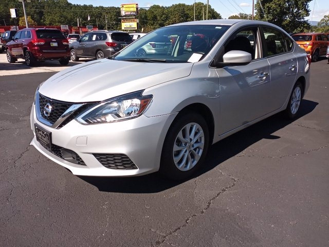Nissan Sentra 2019 price $15,550