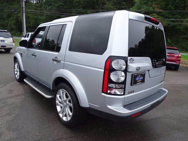 Land Rover LR4 2016 price $33,878