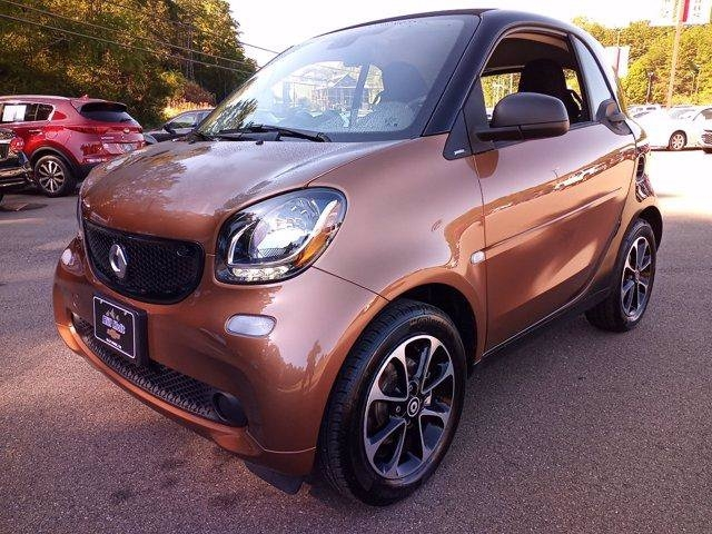 smart fortwo 2017 price $10,998