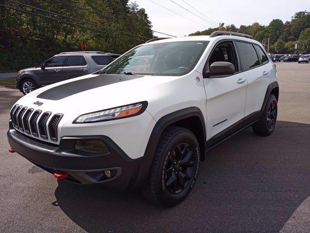 Jeep Cherokee 2016 price $19,917