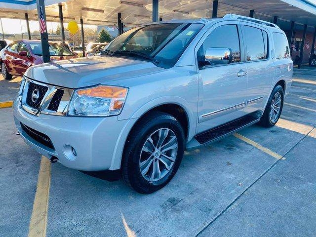 Nissan Armada 2015 price $20,321