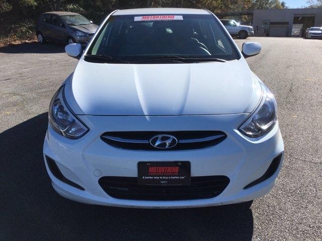 Hyundai Accent 2017 price $12,990