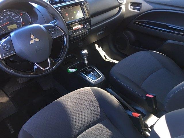 Mitsubishi Mirage 2018 price $13,990