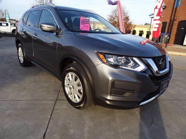 Nissan Rogue 2019 price $19,990
