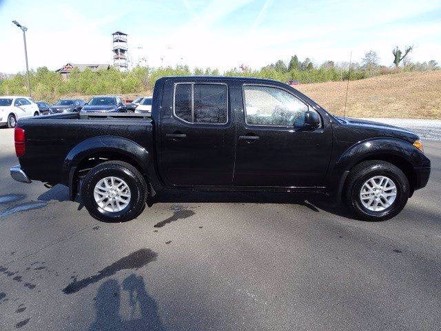 Nissan Frontier 2019 price $27,998