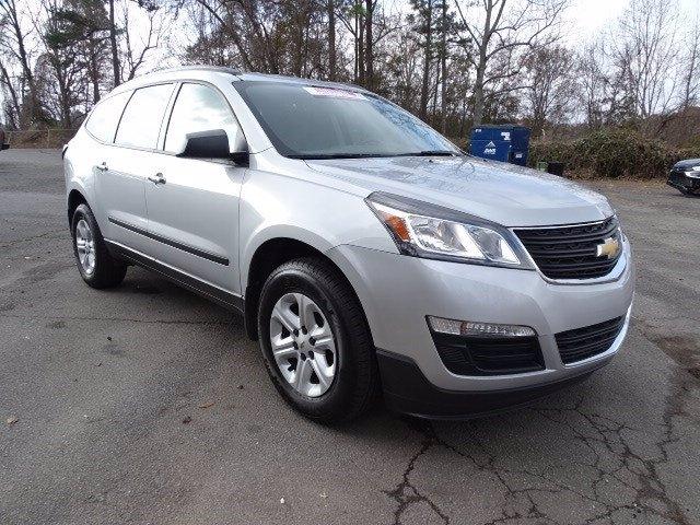Chevrolet Traverse 2017 price $21,550