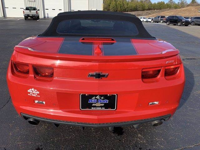 Chevrolet Camaro 2011 price $17,998