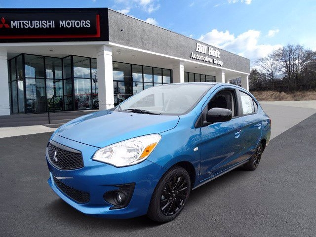Mitsubishi Mirage G4 2020 price $15,990