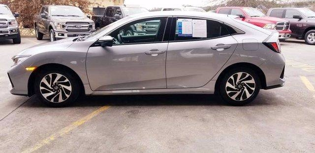 Honda Civic Hatchback 2017 price Call for Pricing.