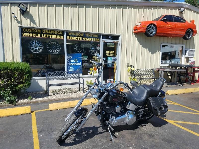 Harley-Davidson Softail 2008 price $9,995