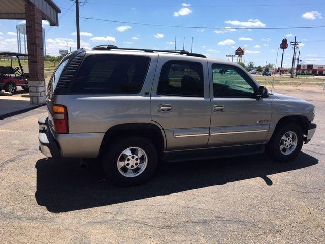 Chevrolet Tahoe 2001 price $4,990