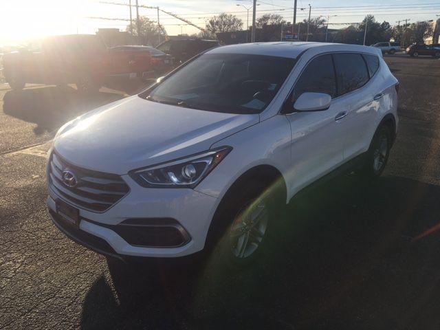 Hyundai Santa Fe Sport 2018 price $16,990