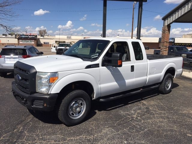 Ford Super Duty F-250 SRW 2015 price $14,450