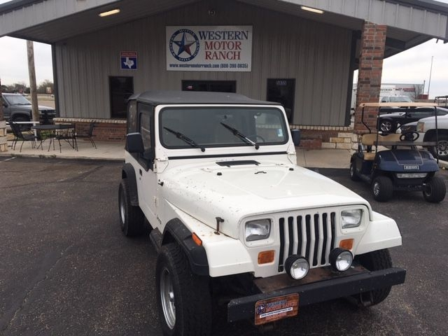 Jeep Wrangler 1995 price $6,990
