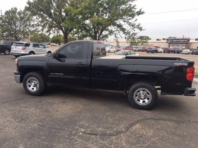 Chevrolet Silverado 1500 2014 price $15,990