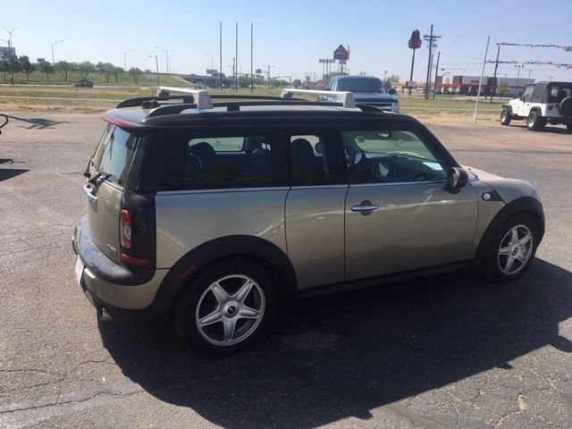 MINI Cooper Clubman 2009 price $6,990
