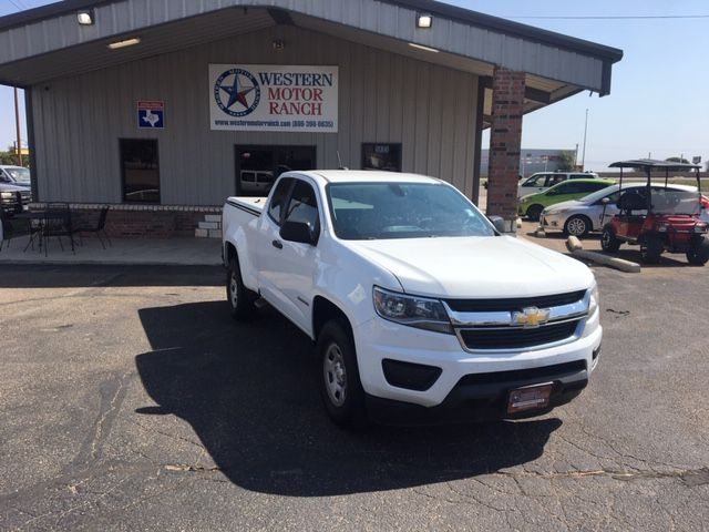 Chevrolet Colorado 2016 price $14,990