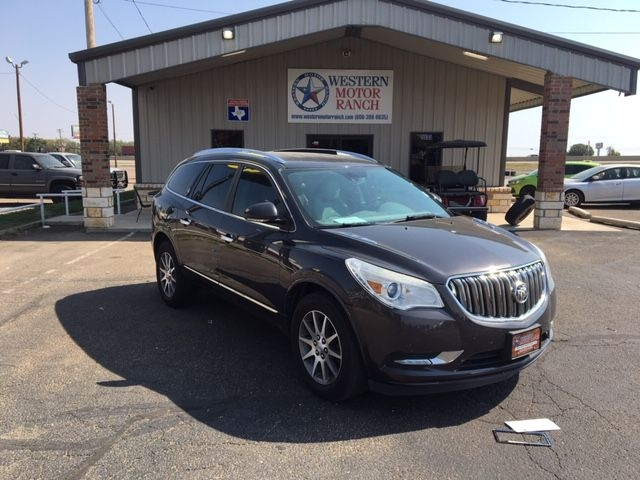 Buick Enclave 2015 price $17,990
