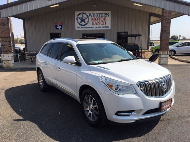 Buick Enclave 2016 price $19,990