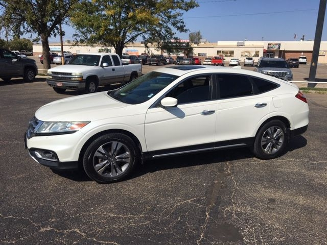 Honda Crosstour 2014 price $14,990