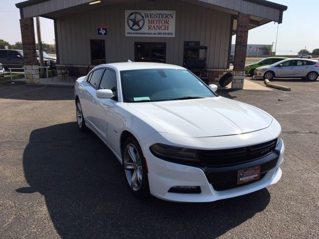 Dodge Charger 2018 price $27,990