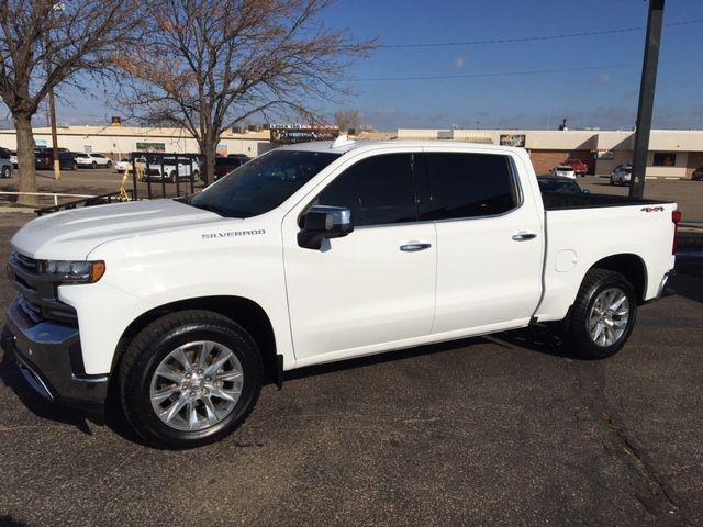 Chevrolet Silverado 1500 2019 price $41,900