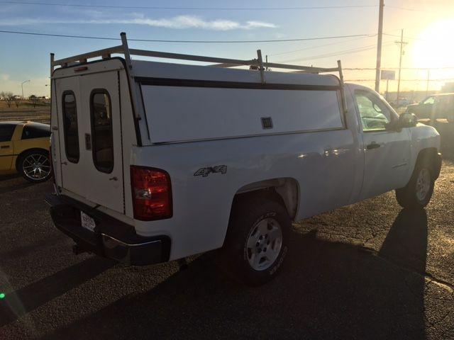 Chevrolet Silverado 1500 2011 price $10,990