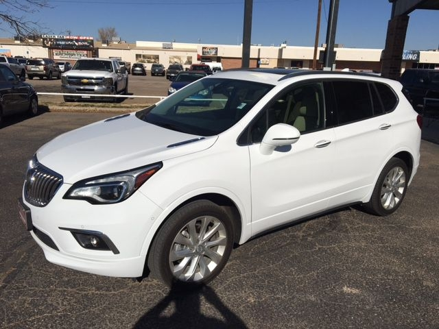 Buick Envision 2017 price $21,990