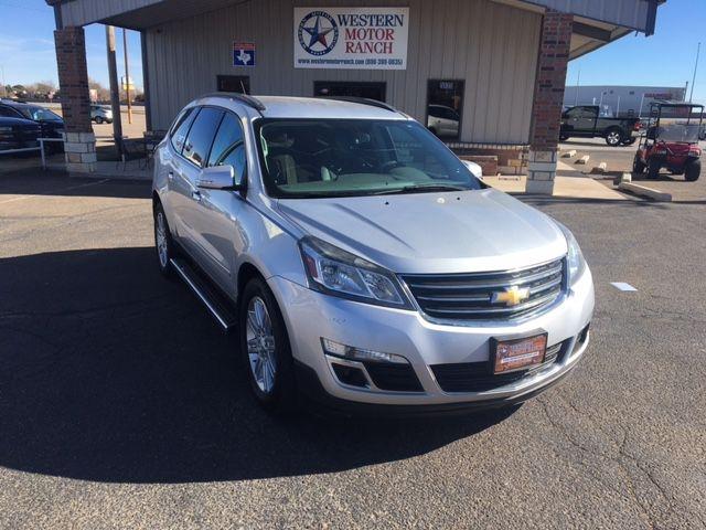 Chevrolet Traverse 2014 price $11,990