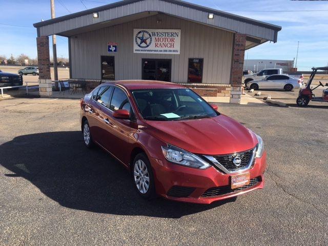 Nissan Sentra 2017 price $10,990