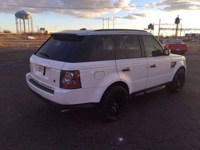 Land Rover Range Rover Sport 2011 price $16,990
