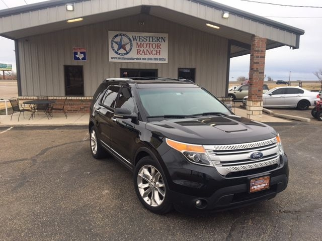 Ford Explorer 2012 price $11,990
