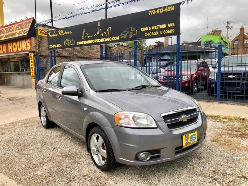 Chevrolet Aveo 2008 price $3,995