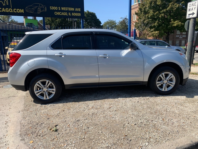 Chevrolet Equinox 2012 price $8,900