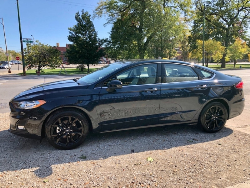 Ford Fusion 2020 price $19,995