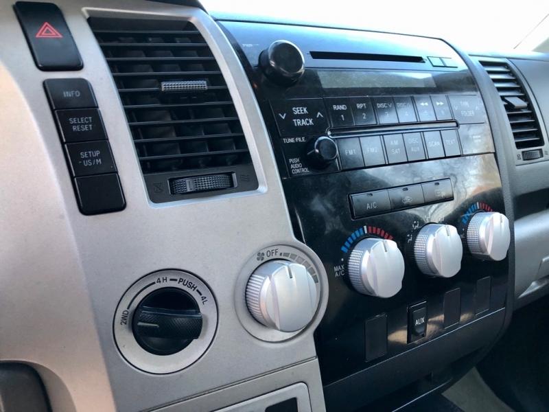 Toyota Tundra 4WD Truck 2008 price $9,995