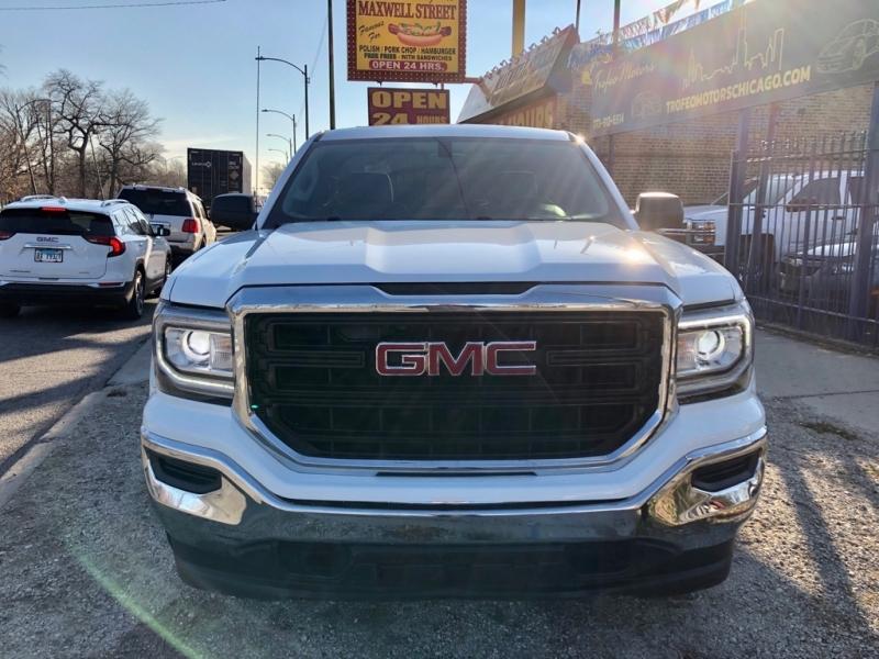 GMC Sierra 1500 2017 price $16,500