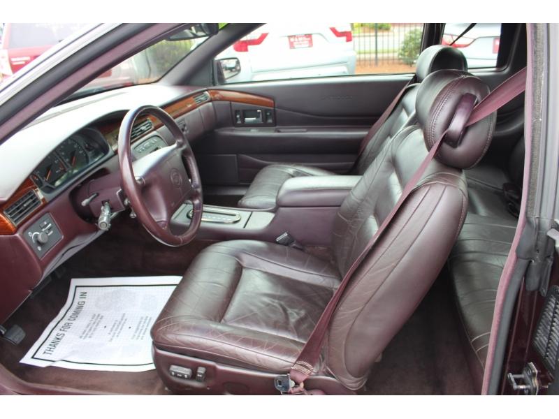 Cadillac Eldorado 1996 price $4,999