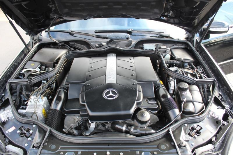 Mercedes-Benz E-Class 2003 price $4,999